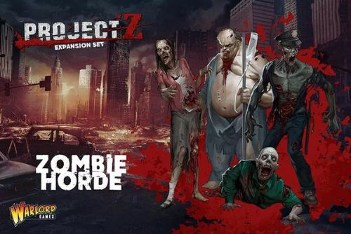 Zombie Horde Female
